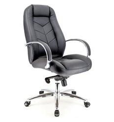 Кресло EVERPROF DRIFT Full LB M PU Black для руководителя, экокожа, цвет черный