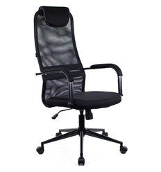 Кресло EVERPROF EP-705 Mesh Black для руководителя, сетка/ткань, цвет черный