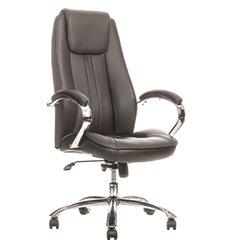 Кресло EVERPROF LONG TM PU Black для руководителя, экокожа, цвет черный