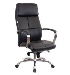 Кресло EVERPROF Madrid PU Black для руководителя, экокожа, цвет черный