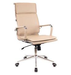 Кресло EVERPROF NEREY T Beige для руководителя, экокожа, цвет бежевый