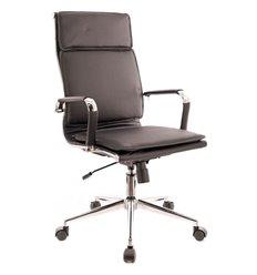 Кресло EVERPROF NEREY T Black для руководителя, экокожа, цвет черный
