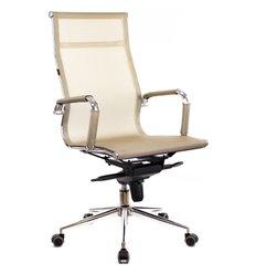 Кресло EVERPROF OPERA M Mesh Gold для руководителя, сетка, цвет золотой