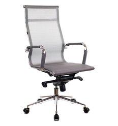 Кресло EVERPROF OPERA M Mesh Grey для руководителя, сетка, цвет серый