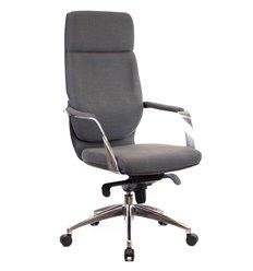 Кресло EVERPROF Paris Fabric Dark-Grey для руководителя, ткань, цвет темно-серый