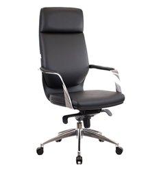 Кресло EVERPROF Paris PU Black для руководителя, экокожа, цвет черный