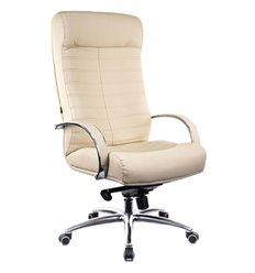 Кресло EVERPROF Orion AL M PU Beige для руководителя, экокожа, цвет бежевый