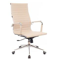 Кресло EVERPROF RIO T PU Beige для руководителя, экокожа, цвет бежевый