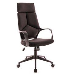 Кресло EVERPROF Trio Black TM Black для руководителя, ткань, цвет черный