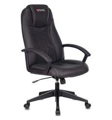 Кресло Zombie VIKING-8/BLACK игровое, экокожа, цвет черный