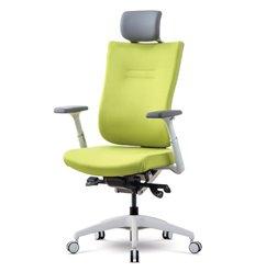 Кресло Schairs TONE-F01W для руководителя, эргономичное, ткань