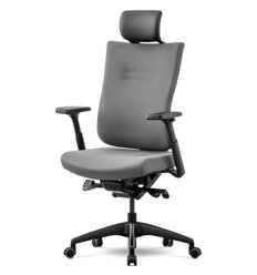 Кресло Schairs TONE-F01B для руководителя, эргономичное, ткань