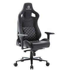 Кресло EVOLUTION ALFA, геймерское, экокожа, цвет черный