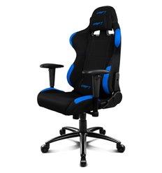 DRIFT DR100 Fabric black/blue, ткань, цвет черный/синий