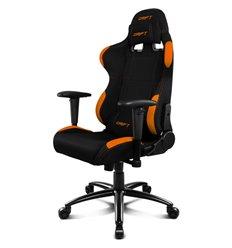 DRIFT DR100 Fabric black/orange, ткань, цвет черный/оранжевый