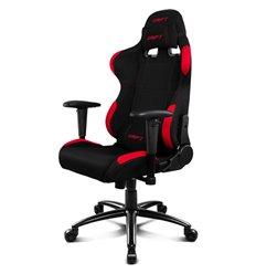 DRIFT DR100 Fabric black/red, ткань, цвет черный/красный