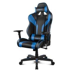 DRIFT DR111 PU Leather black/blue, экокожа, цвет черный/синий