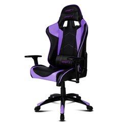 DRIFT DR300 PU Leather black/purple, экокожа, цвет черный/фиолетовый