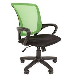 CHAIRMAN 969 TW светло-зеленый, сетка/ткань