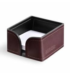 Лоток для блока бумаги BUVARDO, ручной работы, кожа Full Grain/Cuoietto
