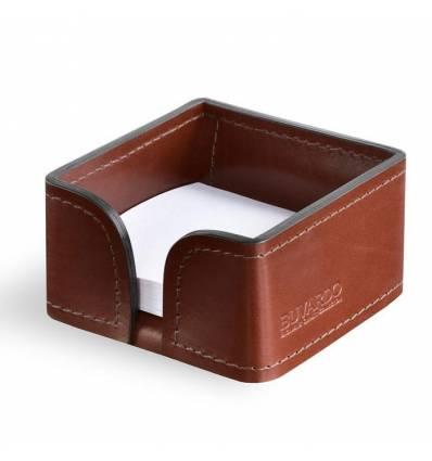 Лоток для блока бумаги BUVARDO, ручной работы, кожа Full Grain