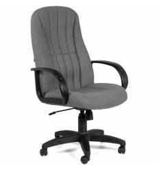 Кресло CHAIRMAN 685/20-23 для руководителя, ткань, цвет серый