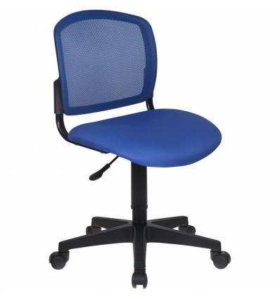 Кресло Бюрократ CH-296/BL/15-10 для оператора, цвет синий
