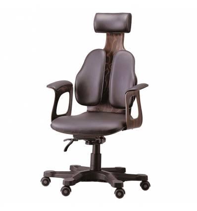 Кресло DUOREST Cabinet DR-130 для руководителя, ортопедическое