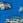 Детская ткань - HY50 Машинки на голубом
