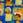 Детская ткань - HY190 Винни-Пух на синем