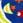 Детская ткань - HY331 Рыбки на синем