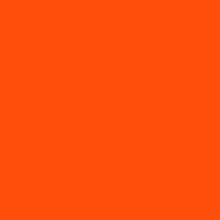 Пластик - Оранжевый RAL 2009