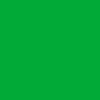 Пластик - Зеленый  RAL 6032